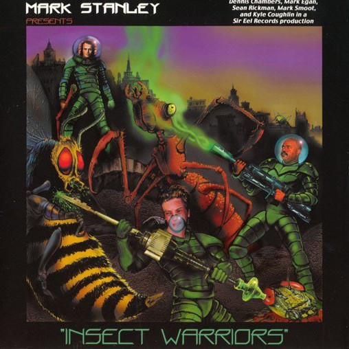 Mark Stanley — Insect Warriors