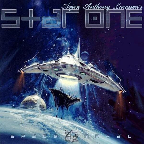 Arjen Anthony Lucassen's Star One — Space Metal