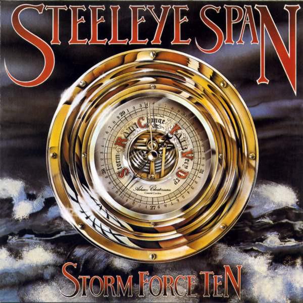 Steeleye Span — Storm Force Ten