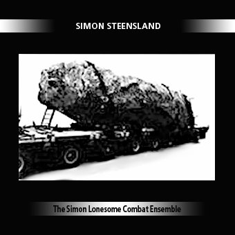 The Simon Lonesome Combat Ensemble Cover art