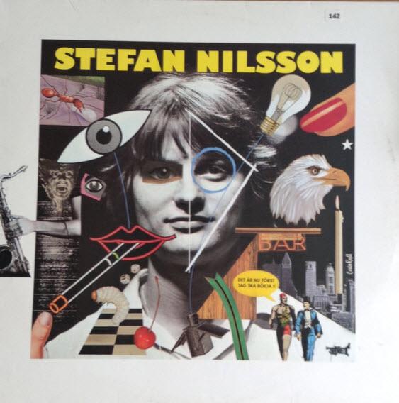 Stefan Nilsson — Det Är Nu Först Jag Ska Börja