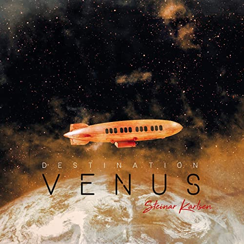 Destination Venus Cover art