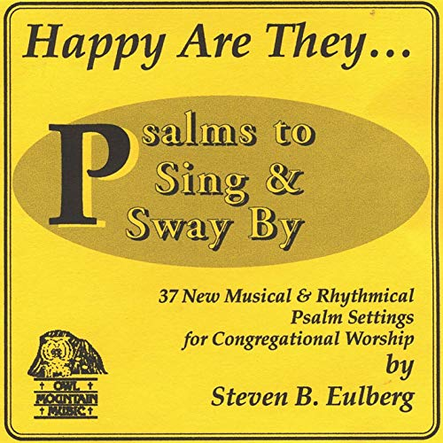 Steve Eulberg — Happy Are They