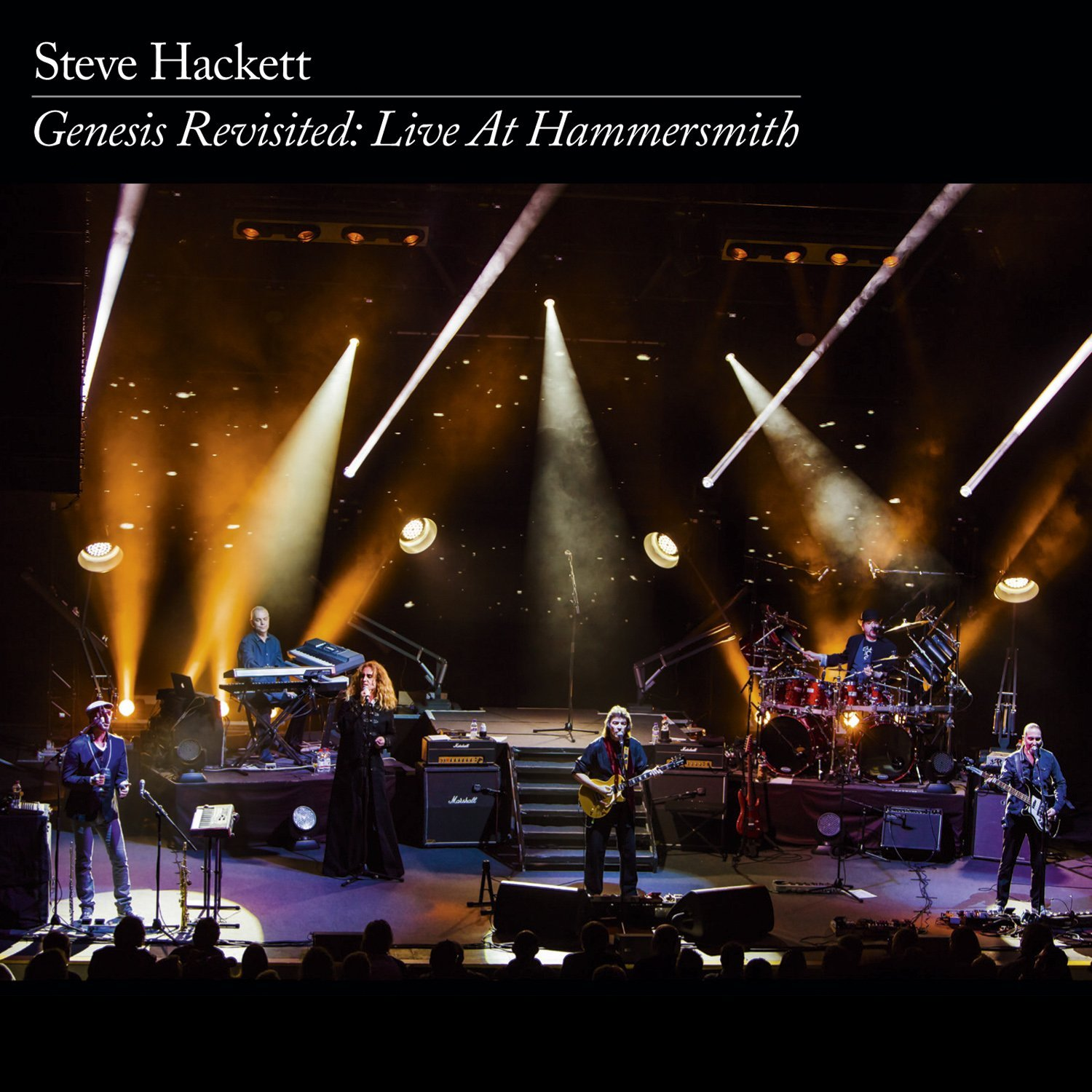 Genesis Revisited: Live at Hammersmith Cover art