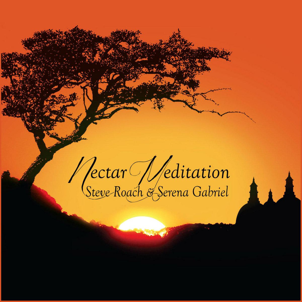 Steve Roach & Serena Gabriel — Nectar Meditation