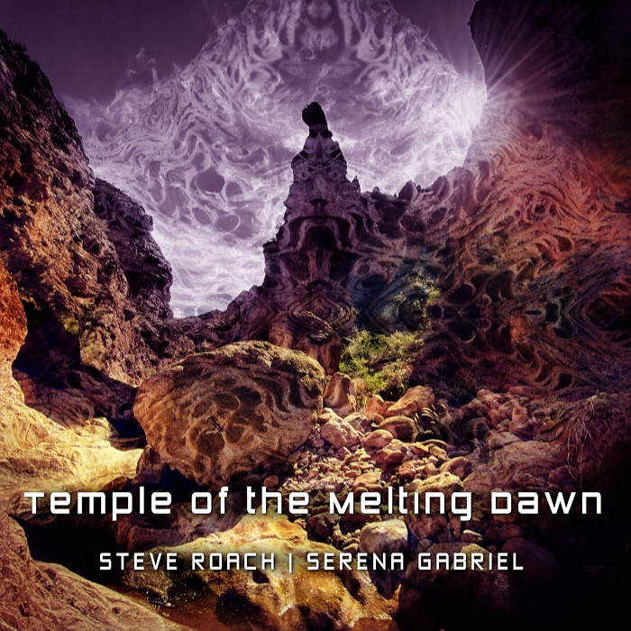 Temple of the Melting Dawn Cover art