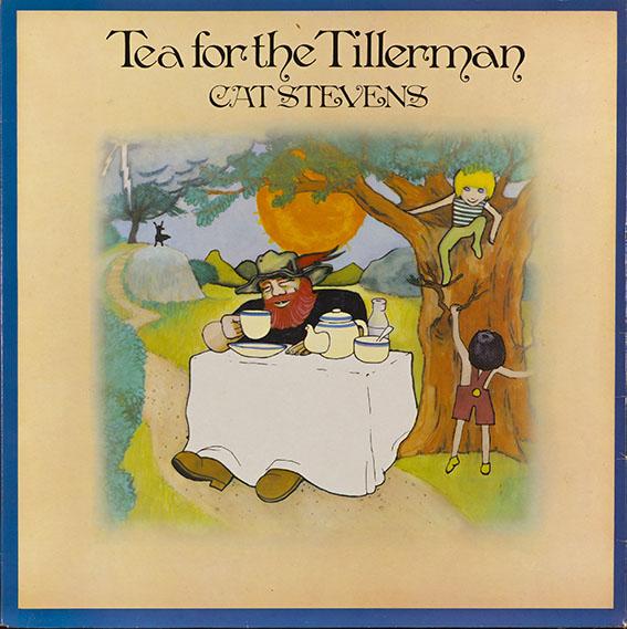 Cat Stevens - Tea for the Tillerman cover
