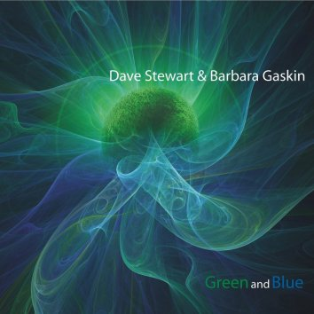Green and Blue Cover art