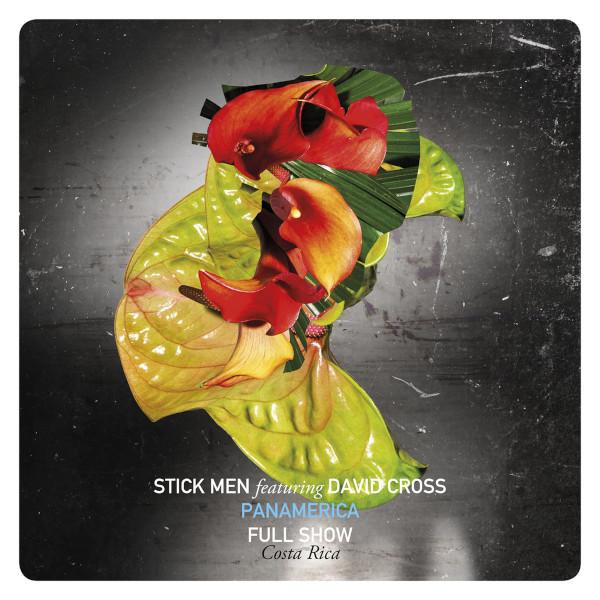 Stick Men - Panamerica 3-4 Costa Rica cover