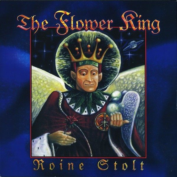 Roine Stolt — The Flower King