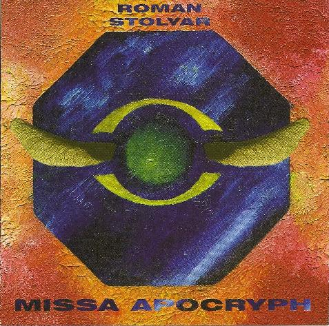 Missa Apocryph Cover art