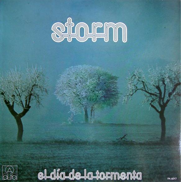 Storm — El Dia de la Tormenta