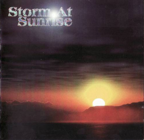 Storm at Sunrise — Garden of Forgotten Ideals