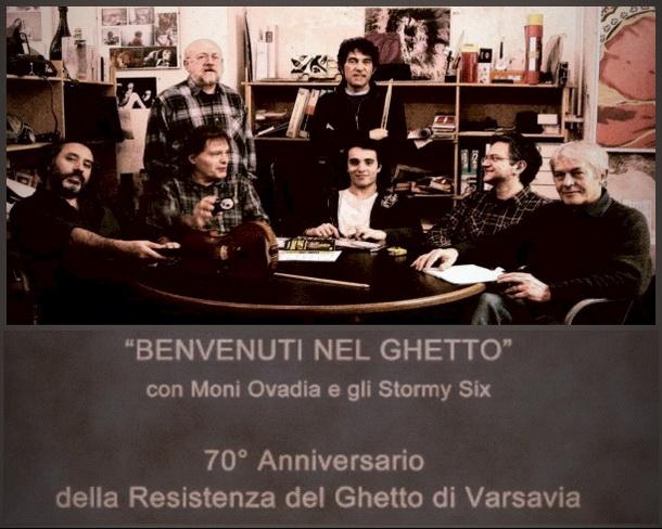 Stormy Six — Benvenuti nel Ghetto