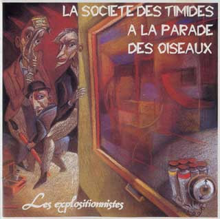 Les Explositionnistes Cover art
