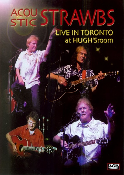 Acoustic Strawbs — Live in Toronto at Hugh's Room