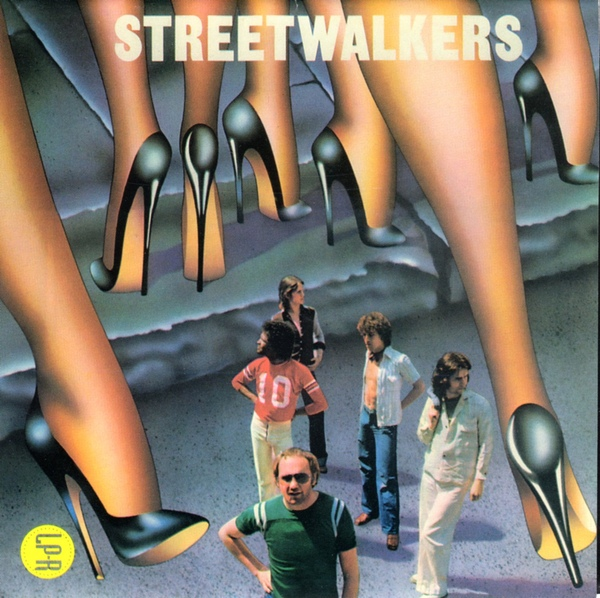 Streetwalkers — Downtown Flyers