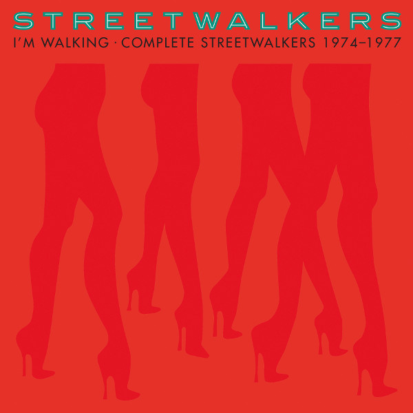 I'm Walking: Complete Streetwalkers 1974-77 Cover art
