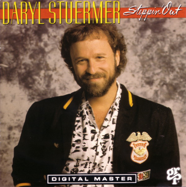 Daryl Stuermer — Steppin' Out