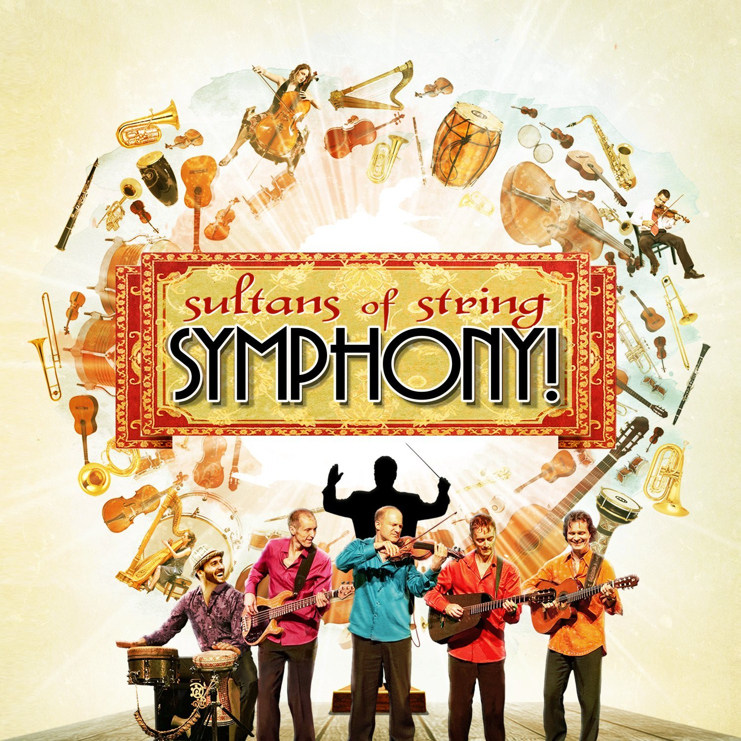 Sultans of String — Symphony!