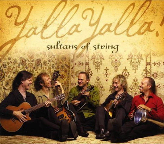 Sultans of String — Yalla Yalla!
