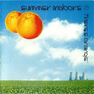 Summer Indoors — There's Orangie