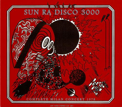 Disco 3000 - Complete Milan Concert 1978 Cover art