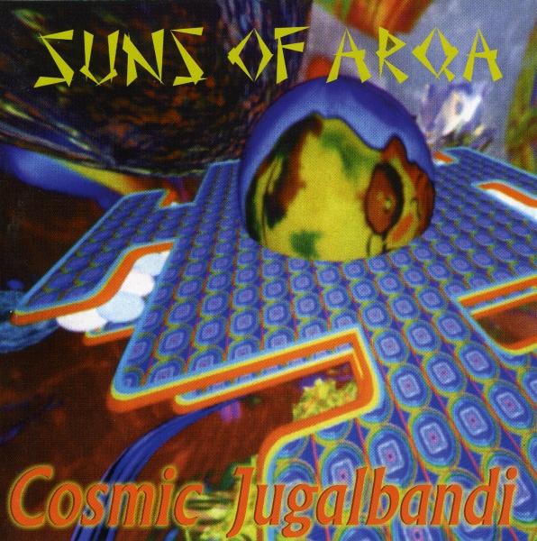 Suns of Arqa — Cosmic Jugalbandi