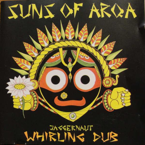 Suns of Arqa — Jaggernaut: Whirling Dub