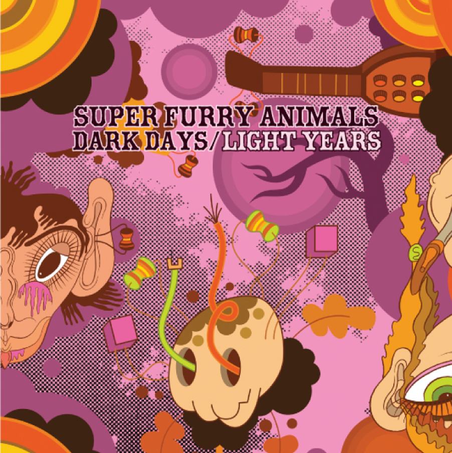 Super Furry Animals — Dark Days / Light Years