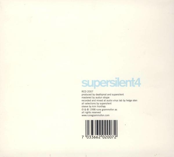Supersilent — 4
