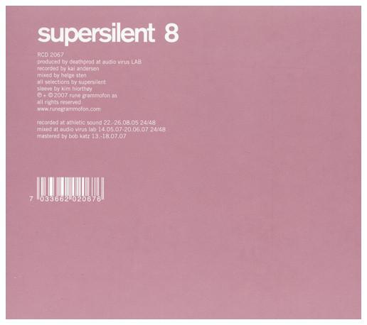 Supersilent — 8