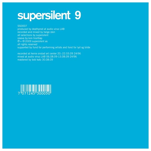 Supersilent — 9
