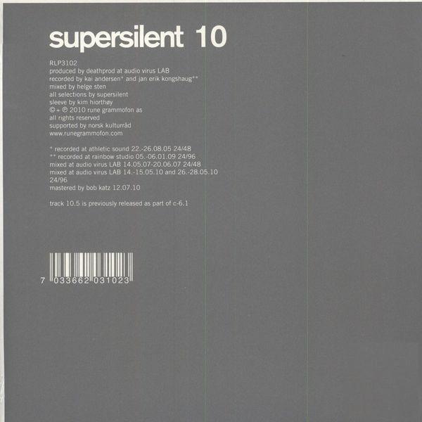 Supersilent — 10