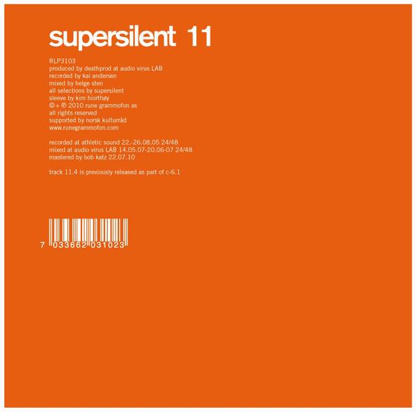 Supersilent — 11
