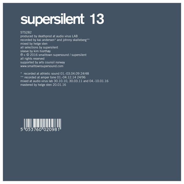 Supersilent — 13