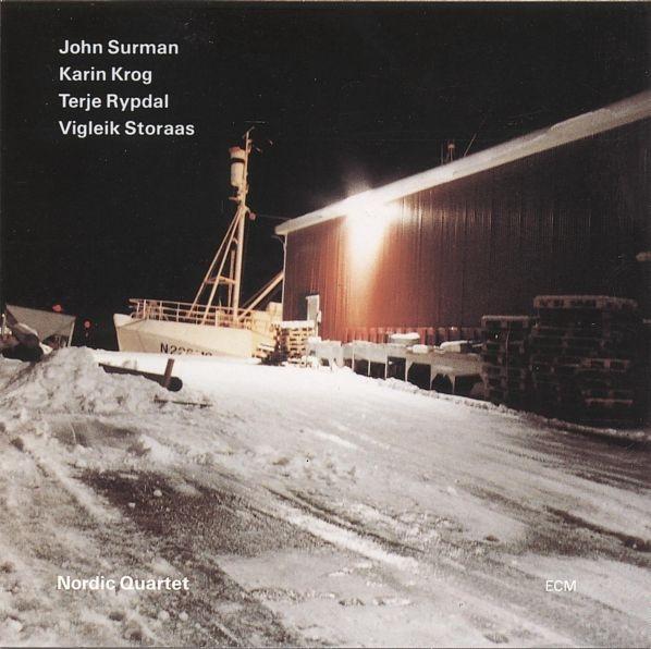 John Surman / Karin Krog / Terje Rypdal / Vigleik Storaas — Nordic Quartet