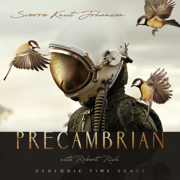 Precambrian Cover art