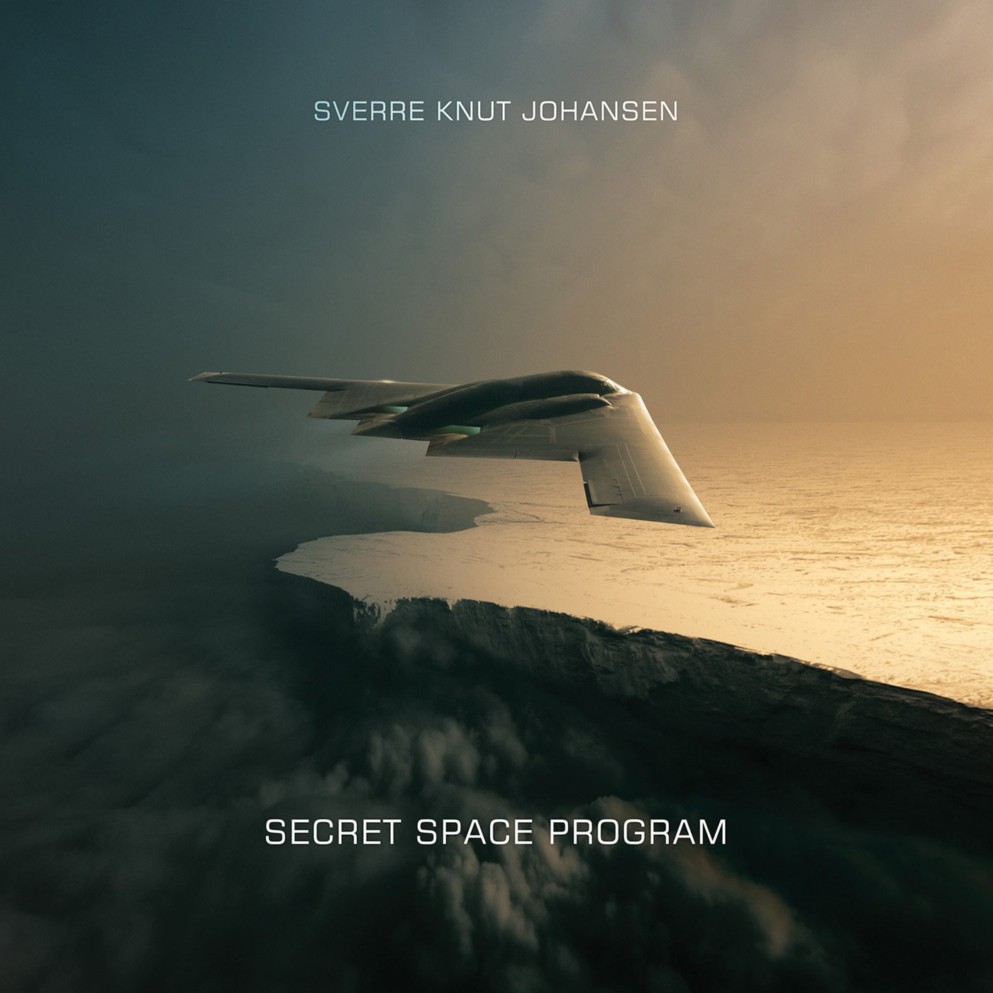 Secret Space Program Cover art