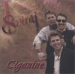 Ciganine Cover art