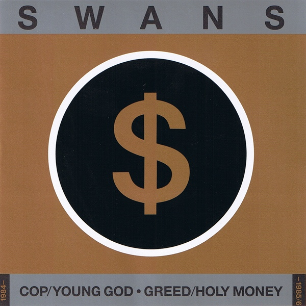 Cop/Young God, Greed/Holy Money Cover art