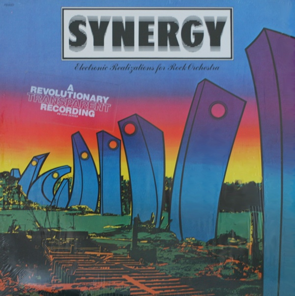 Synergy — Electronic Realizations for Rock Orchestra