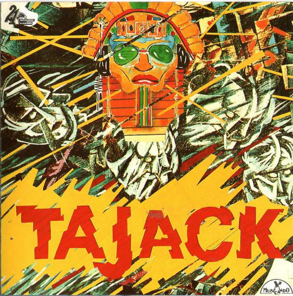 Tajack Cover art