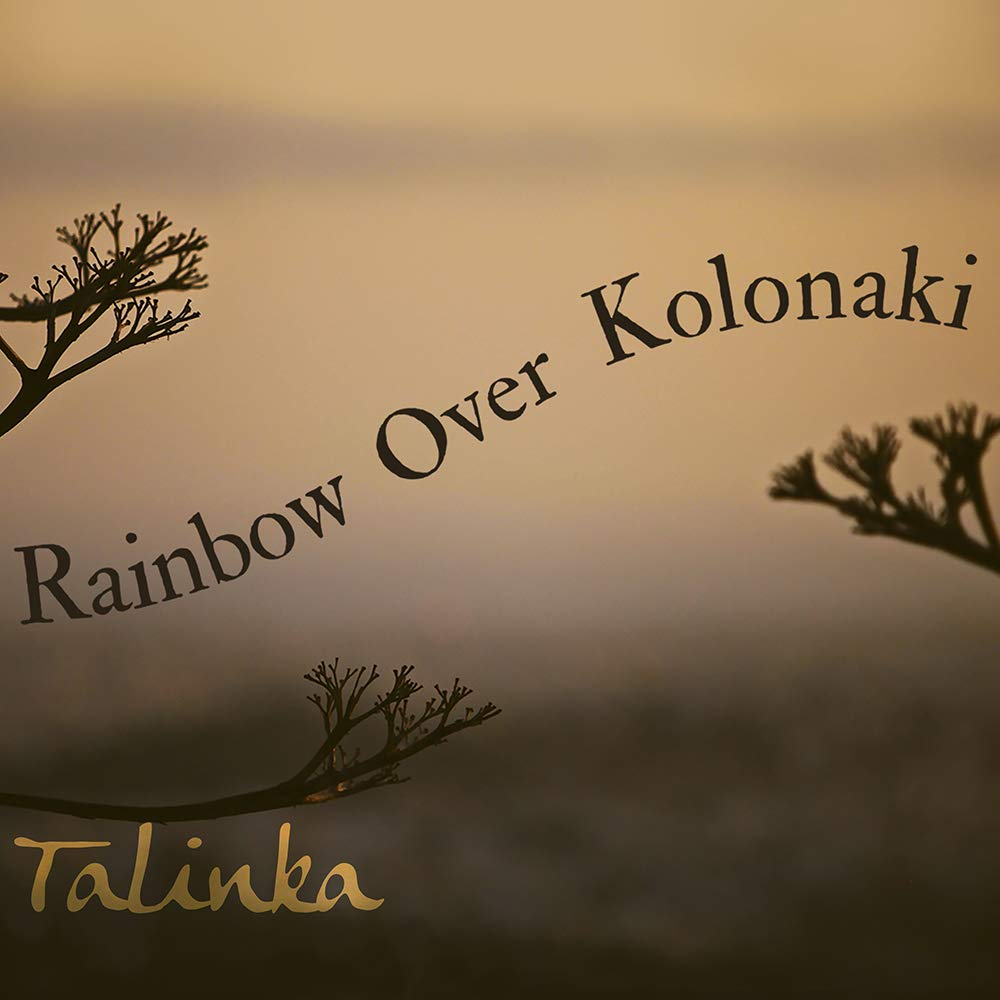 Talinka — Rainbow over Kolonaki