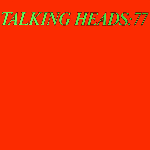 Talking Heads: 77 Cover art