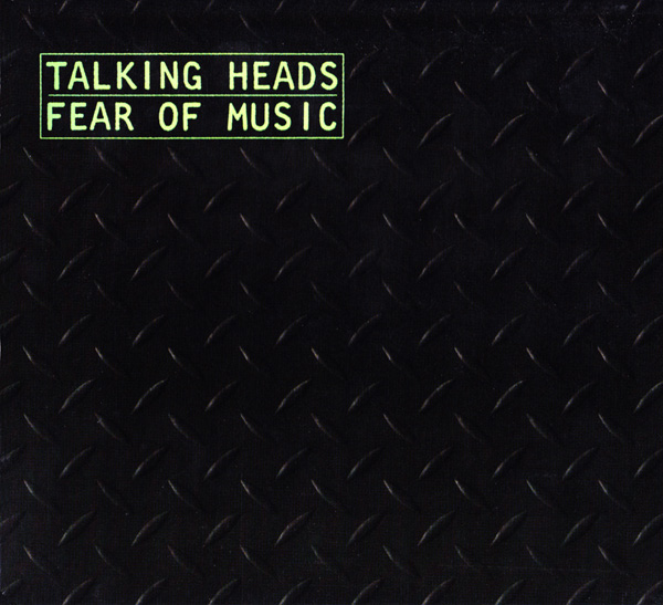 Fear of Music Cover art