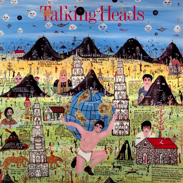 Talking Heads — Little Creatures