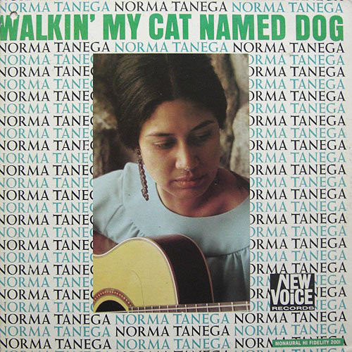 Norma Tanega — Walkin' My Cat Named Dog