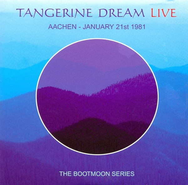 Tangerine Dream — Aachen - January 21st 1981