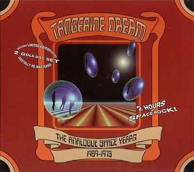 Tangerine Dream — The Analogue Space Years 1969-1973